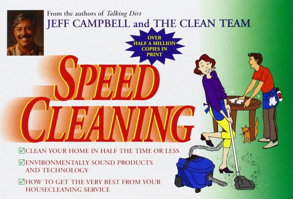 The original Speed Cleaning book