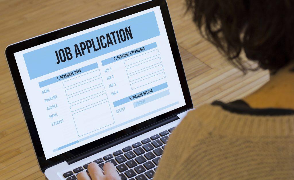 housekeeping job application