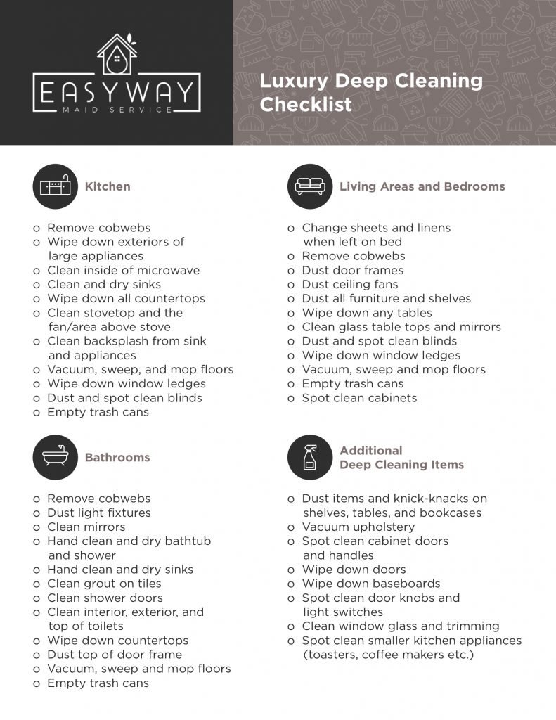 Easyway Luxury Deep Cleaning Services