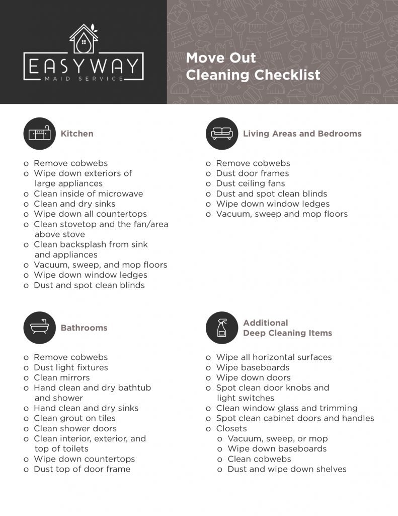 Easyway Move Out Cleaning Services
