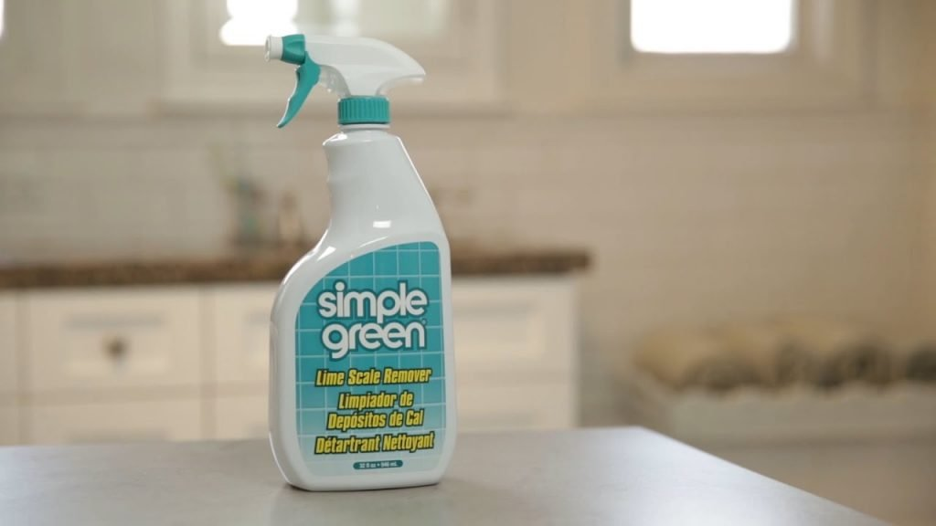 lime scale remover product