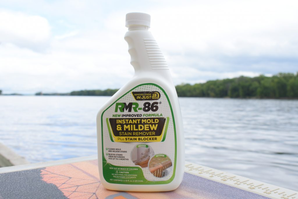 mold and mildew spray product