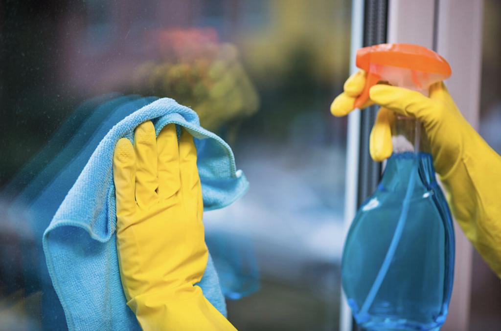 window cleaner supplies